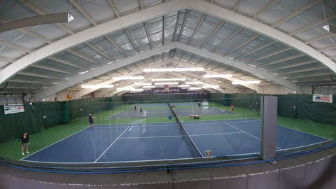 Mill creek Tennis Club in Washington State, USA