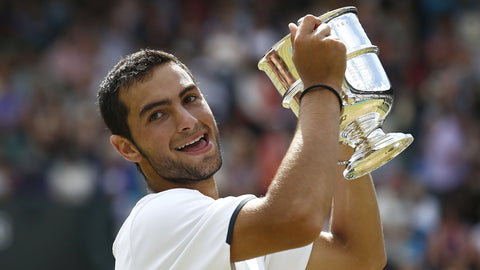 Noah Rubin - Junior Wimbledon Winner 2014