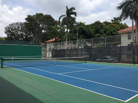 Panama Canal Authority Sports facilities Tennis Court