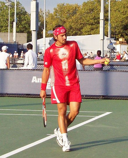 Janko 2004 US Open