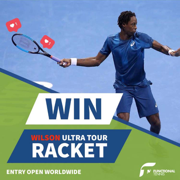 Win a Wilson Ultra Racket