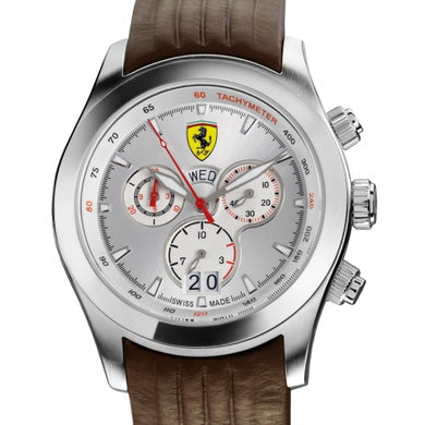 Limited Edition Ferrari Paddock Chronograph Swiss Made