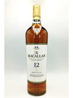 Macallan 12 Year Old Sherry Oak 1750ml