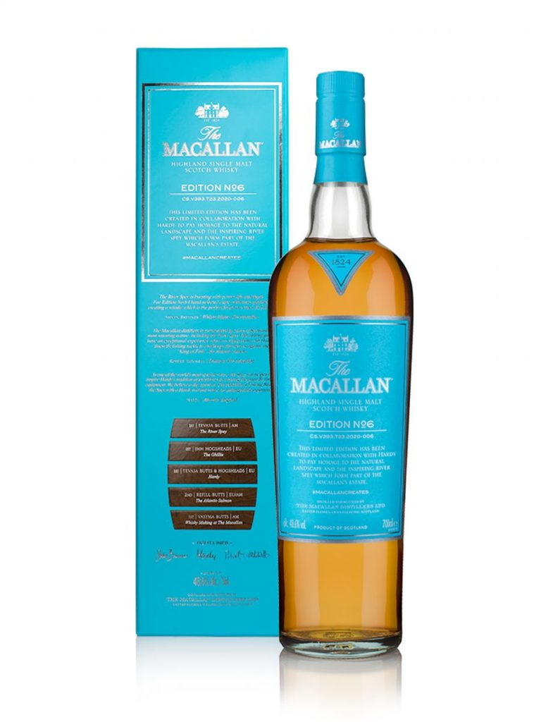 Macallan Edition 6