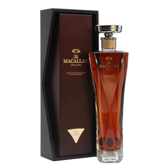 MACALLAN OSCURO 1824 COLLECTION