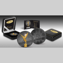 A Chance To Win Mexico 2015 1 Onza Golden Enigma Edition 2015 Libertad BU Siver 1 oz