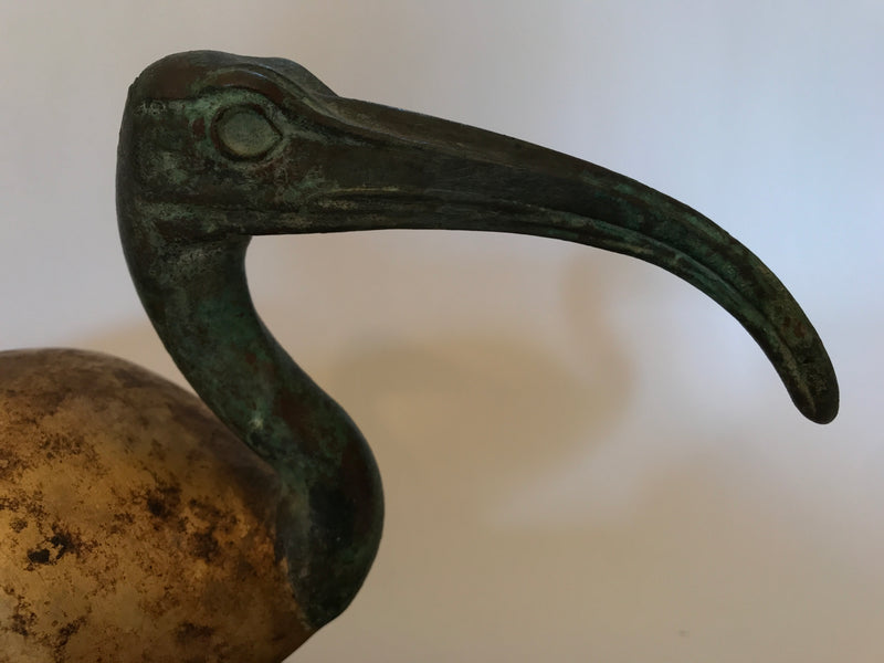 Ancient Egyptian Bronze IBIS