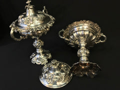 Antique Silver and Objects of Vertu, Continental, European