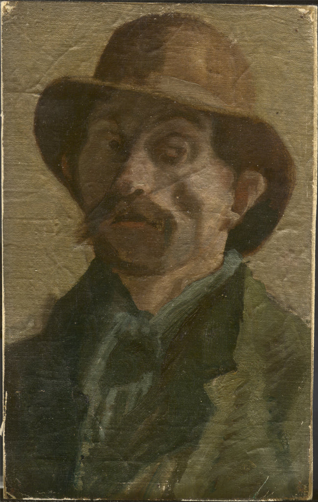 Vincent van Gogh self portrait Paris ranking Lumiere Technology