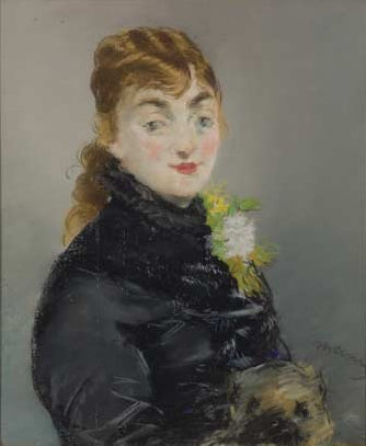 Edouard Manet Mery Laurent au carlinEdouard Manet Mery Laurent au carlin