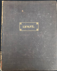 LEVANTINE ALBUM OF LITHOGRAPHY COSTUME PLATES BOGOS TATIKIAN - appleboutique-com