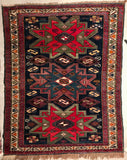 Antique Caucasian Shirvan Lesghi Carpet