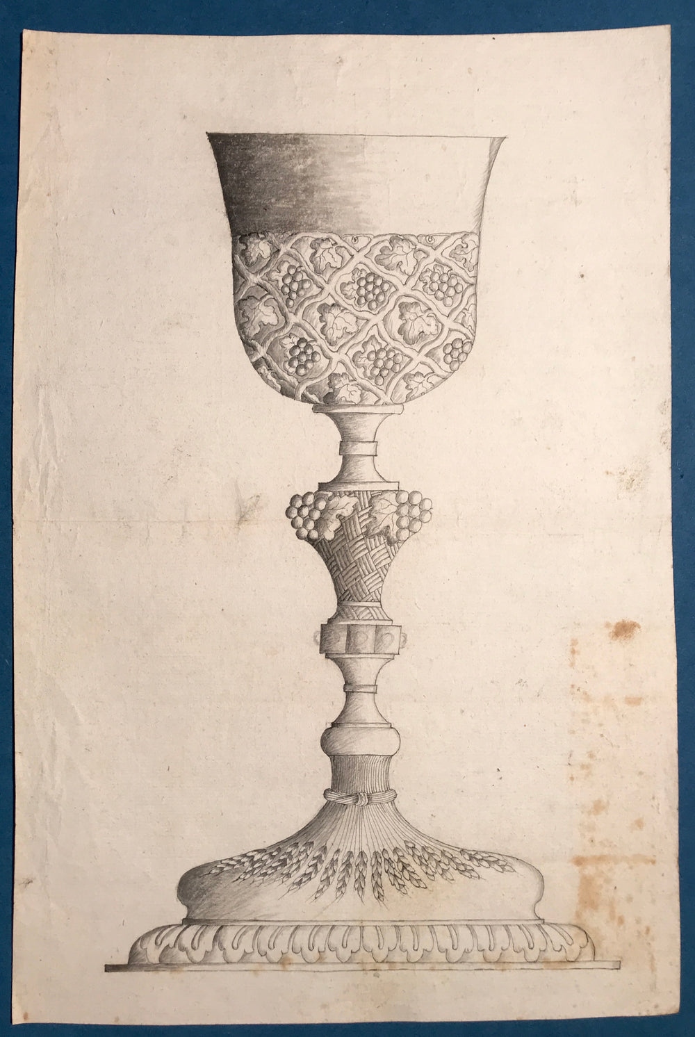 DRAWING PROJECT FOR A CHALICE