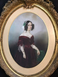 Angelique Mezzara, Portrait de Mme la comtesse de Salvandy - appleboutique-com