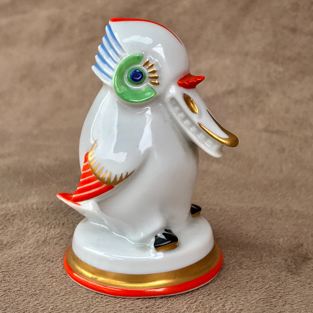 Rosenthal Grotesque Art Deco Duck - Hans Kuster