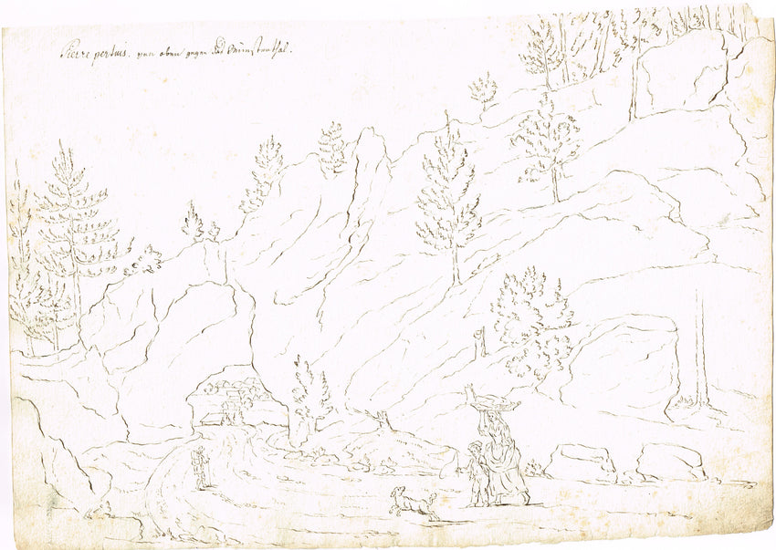 Hermann Dyck Sketches for a trip to Switzerland - appleboutique-com