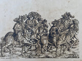 The Triumphal Procession of Emperor Maximilian I wooddcut #103
