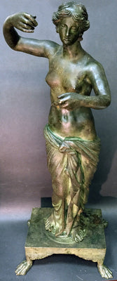 Venus or Aphrodite of Capua by Pietro Masulli