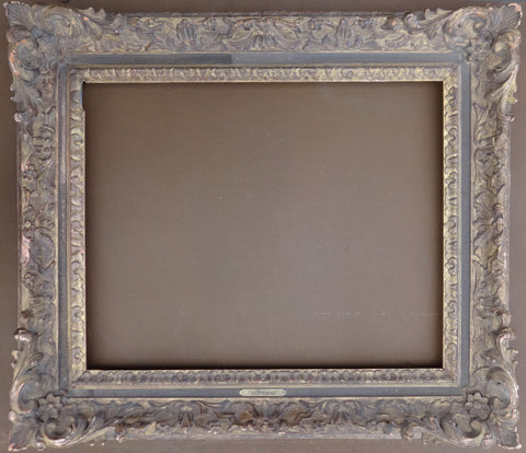 wood carved Louis XV style frame