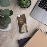 iPhone Case Edouard Manet portrait of Mery Laurent