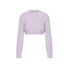 Mohair crop top