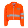 CROP FLUO COACH