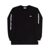 LOGO LONG SLEEVE TEE