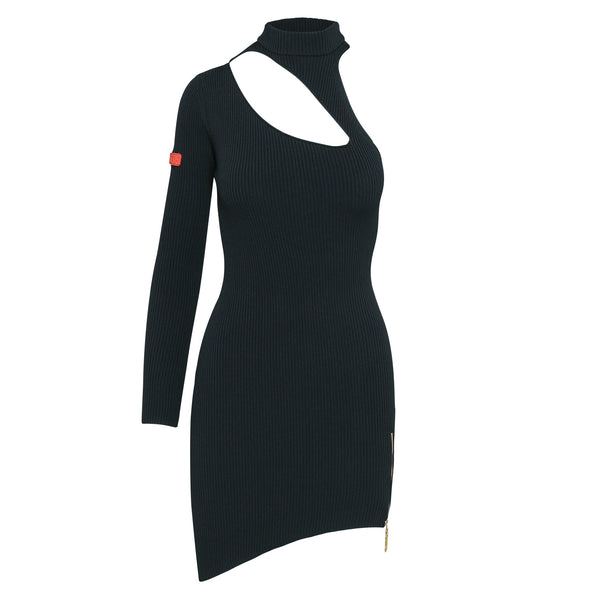 GCDS GCDS DEEP CUT DRESS