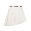 ASYMMETRICAL MATCHING SKIRT