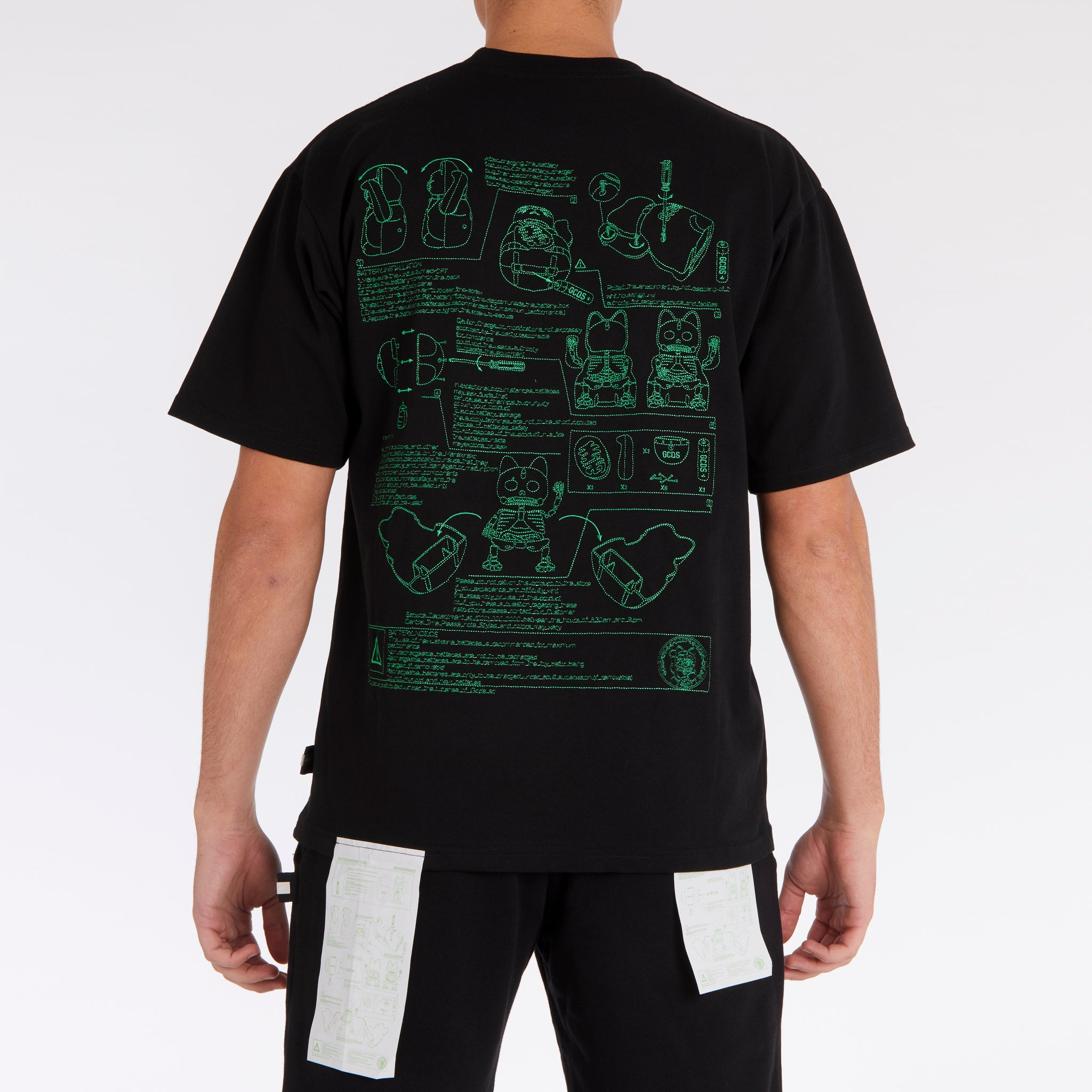 INSTRUCTION TEE