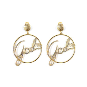 GCDS EARRINGS