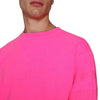 FADED FLUO CREWNECK