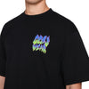 LIGHT COTTON FLAMES TEE