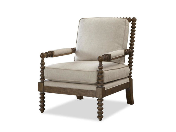 Bobbin Accent Chair