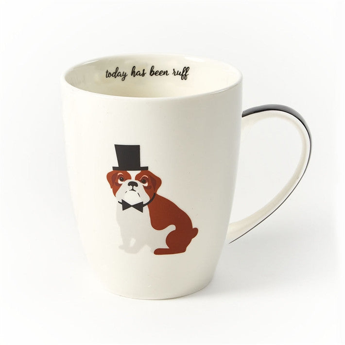 Best Friend Mug Top Hat