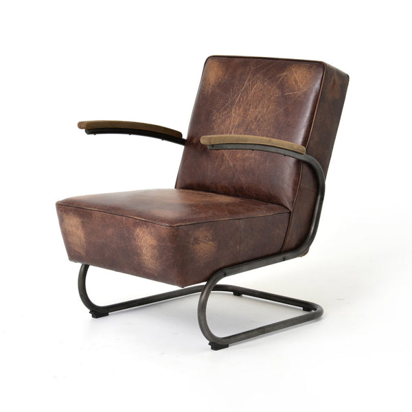 Mercurio Leather Chair