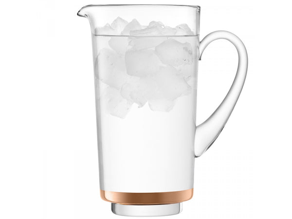 EDGE Rose Gold Jug