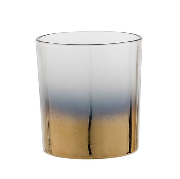 Gold Gradient Votive Set (4)