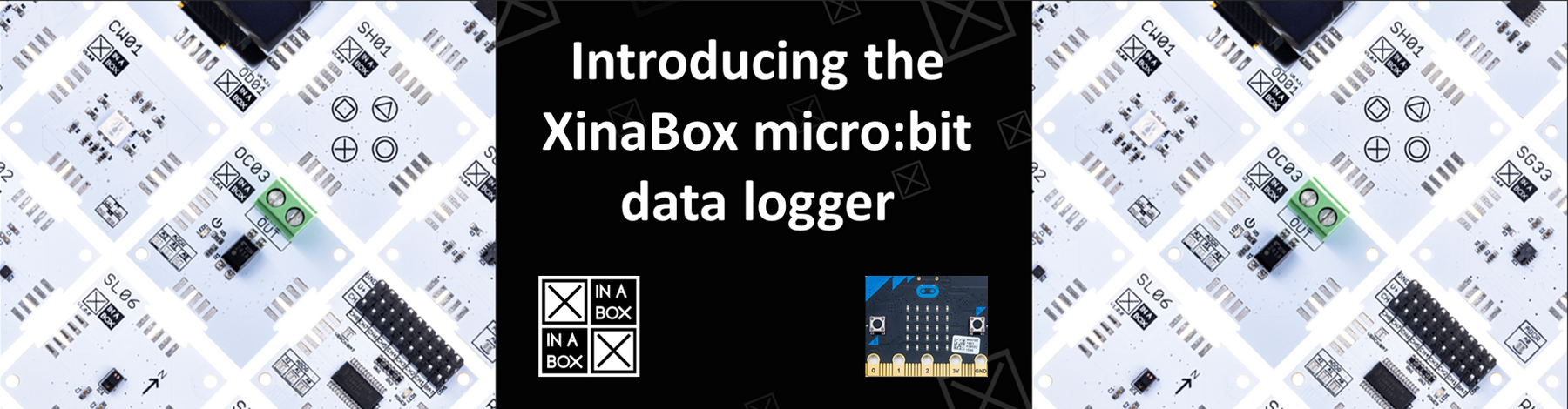 Announcing the micro:bit data logger