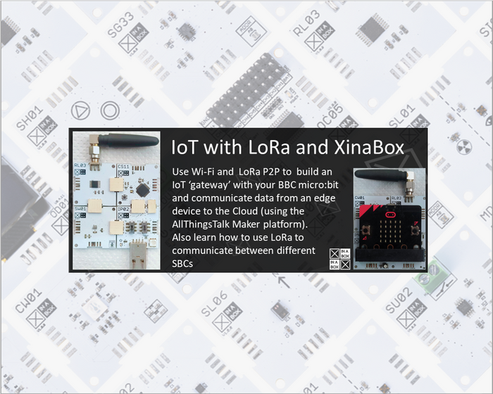 IoT with LoRa