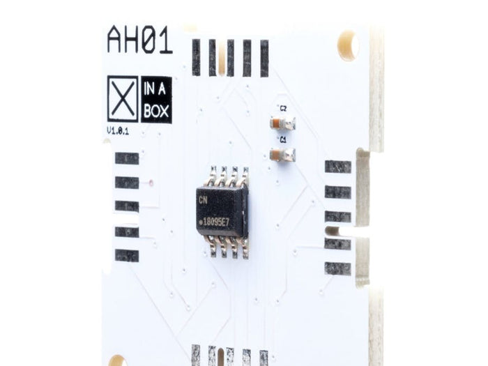 Introduction to XinaBox xChip AH01(ATECC508A) with Zerynth