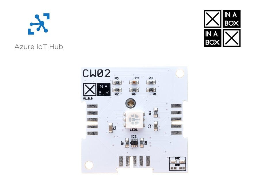 Build a Weather Station using XinaBox xChips and Azure IoT