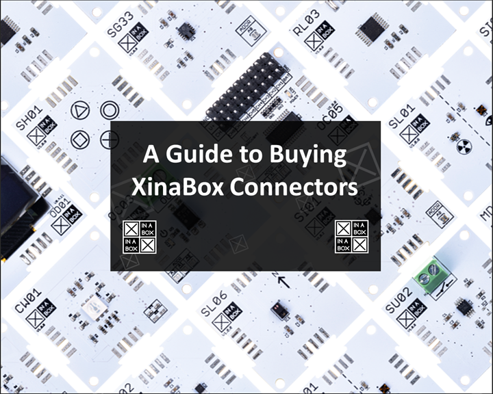 Buying XinaBox Connectors from our Distributors