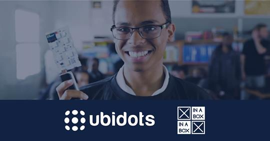 Ubidots and XinaBox partner to bring quickly and easy prototyping for the IoT