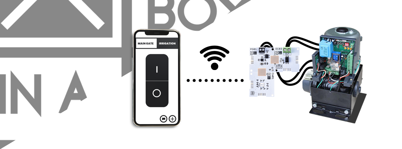 Automate Your Home or Office with Wi-Fi Remote Control