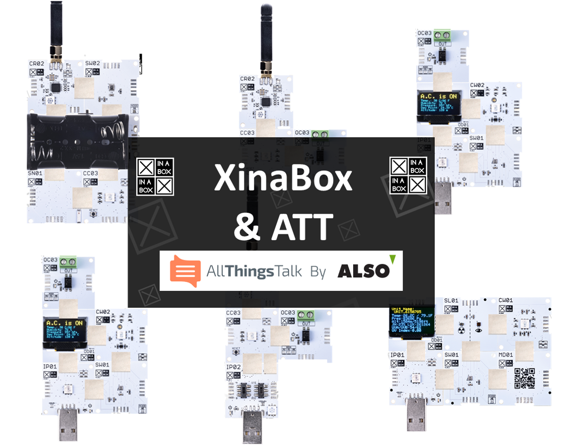 Announcing our partnership with ALSO AllThingsTalk