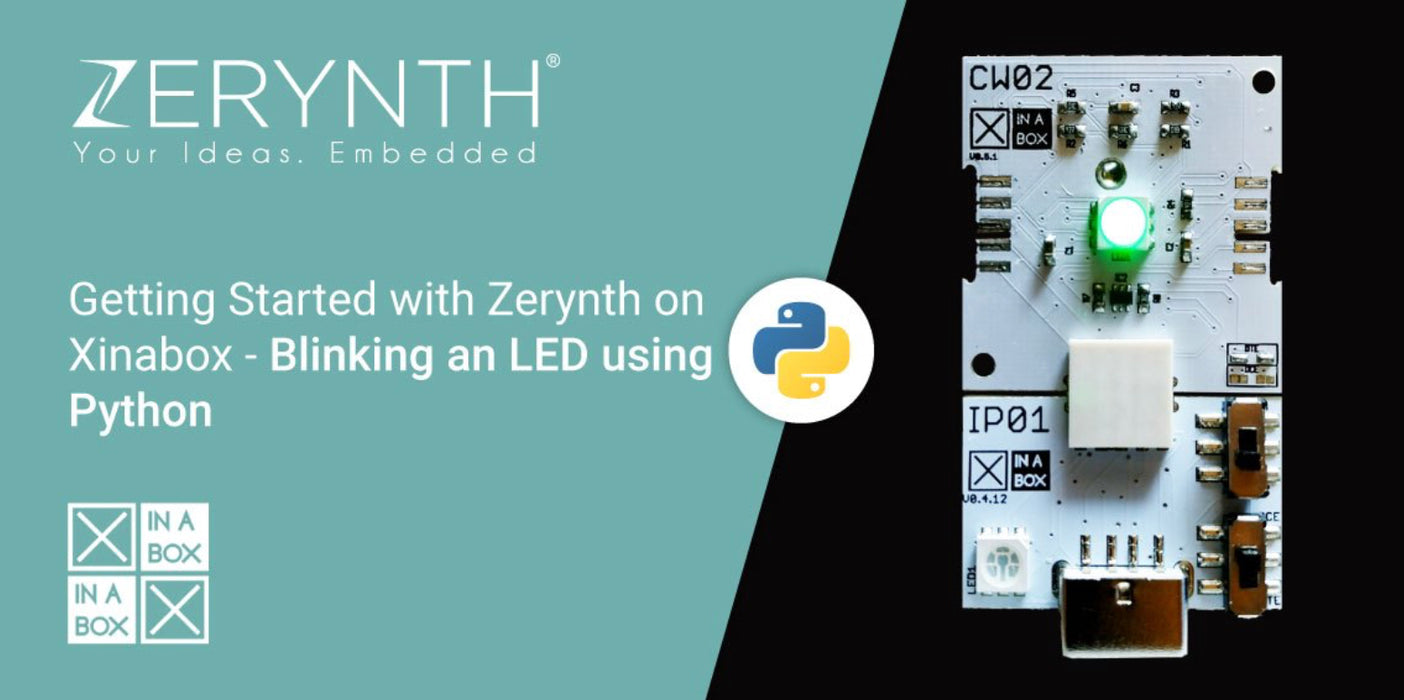 XK12 - IoT Starter Kit, powered by Zerynth - XinaBox