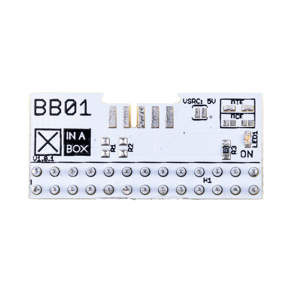 BB01 - Beaglebone Black Bridge