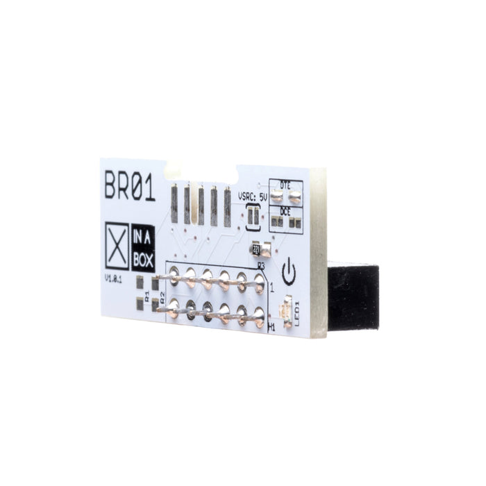 BR01 - Raspberry Pi Bridge