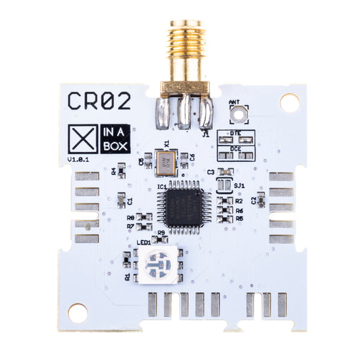 CR02 - LoRa with ATmega328P Core (868 MHz) (RFM95W - ATmega328P)